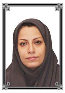 خانم مهدیه حاجی محمدی ملکی